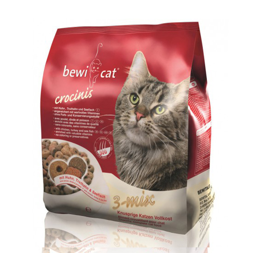 Bewi Cat Сrocinis сухой корм для кошек