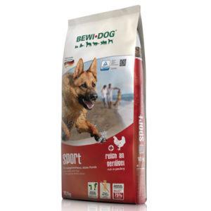 Bewi Dog Sport сухой корм для взрослых активных собак