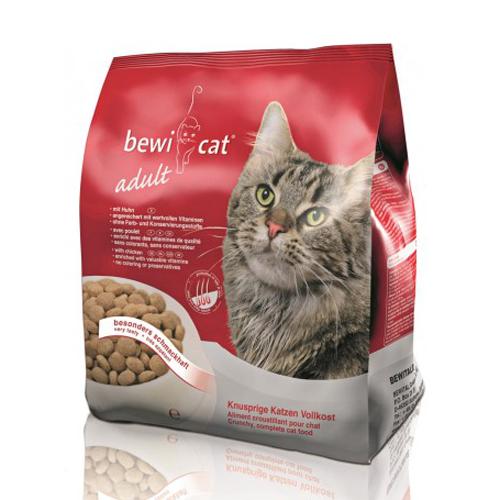 Bewi-Cat Adult сухой корм для кошек с курицей