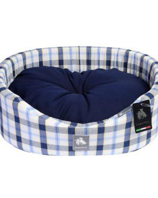 Лежак для собак Роял Супер Голубой