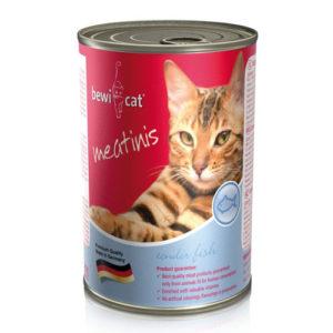 Bewi Cat Консервы для Кошек с Рыбой 400г