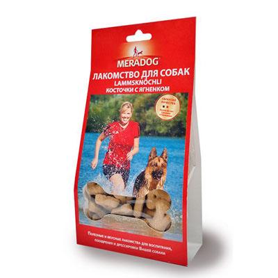 Meradog Lammknochli лакомства для собак