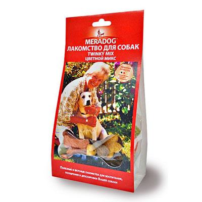 Meradog Twinky Mix Цветной Микс