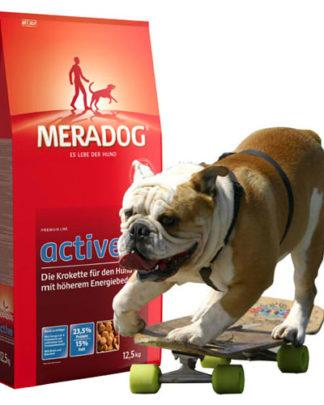 Meradog Premium Active сухой корм для активных собак
