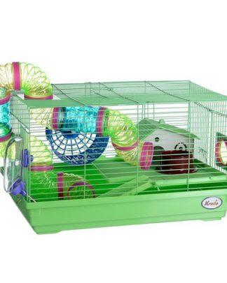 Клетка Kredo для грызунов в подарочной упаковке 47х30х27
