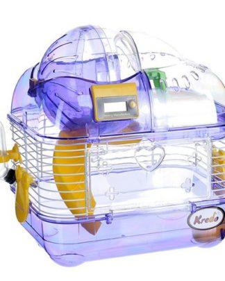 Клетка Kredo для хомяков в подарочной упаковке