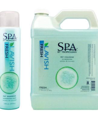 SPA Fresh шампунь для собак и кошек для нормальной шерсти