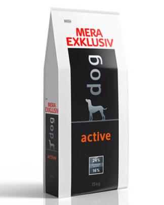 Mera Exklusiv Active сухой корм для взрослых собак