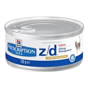 Hill's Prescription Diet z/d Ultra Feline