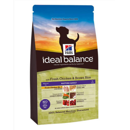 Hill's Ideal Balance Canine Adult with Fresh Chicken and Brown Rice