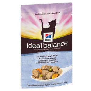 Hill's Ideal Balance Feline Adult Trout