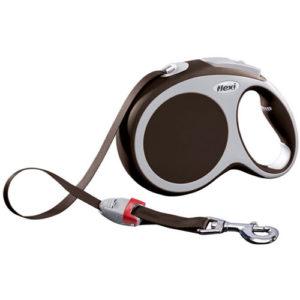 Flexi Vario L 8м лента Рулетка для собак весом до 50кг
