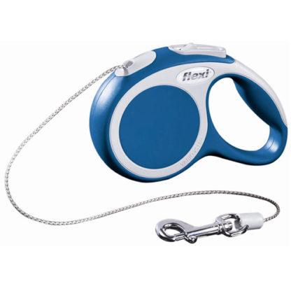 Flexi Vario XS 3м Трос Рулетка для собак весом до 8кг