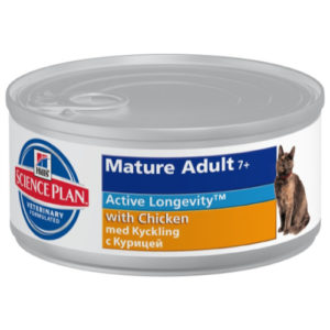 Hill's Science Plan Feline Mature Adult 7+