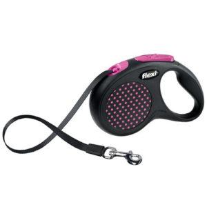 Flexi Design 5м лента Рулетка для собак