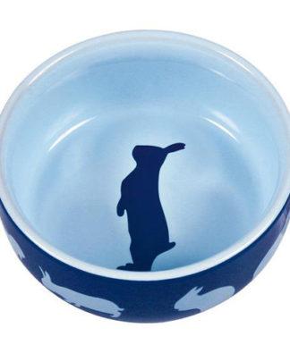 Trixie миска для кроликов Керамика 250мл 11см