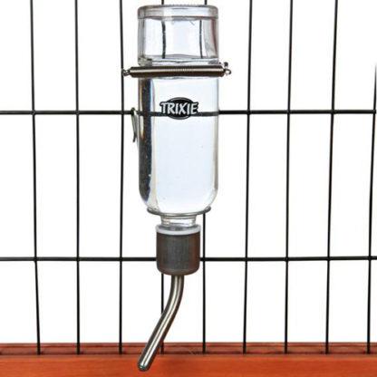 Trixie поилка для грызунов стекло 250мл
