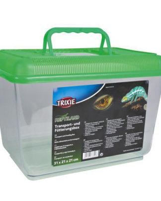 Trixie переноска для рептилий 24х17х16 см