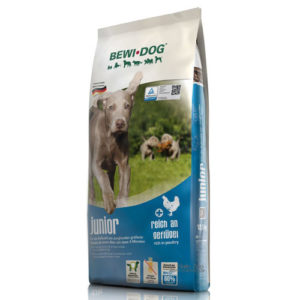 Bewi dog Junior сухой корм для щенков крупных пород