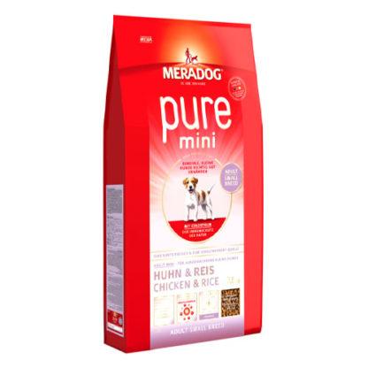 Meradog Pure Mini гипоаллергенный сухой корм для собак мелких пород