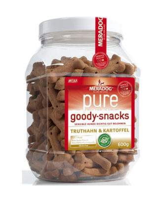 Goody Snacks Grainfree Turkey And Potato