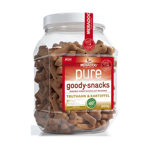 Goody Snacks Grainfree Turkey And Potato