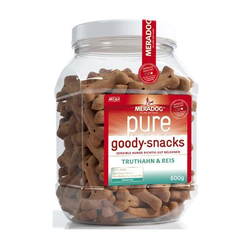 Goody Snacks Turkey And Rice Гипоаллергенное Лакомство Для Собак Индейка Рис