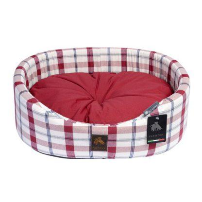 Лежак для собак Роял Супер Бордо