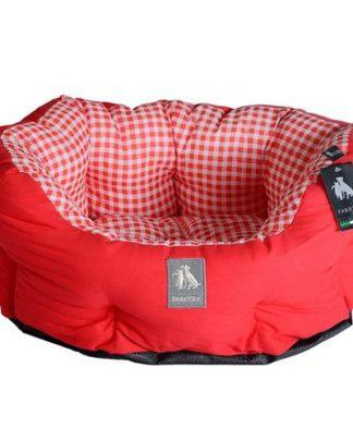 Лежак для собак Джет Сэт Красный