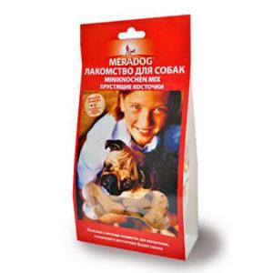Meradog Miniknochen Mix лакомство для собак