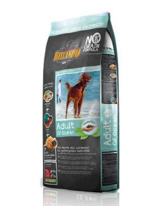 Belcando Adult Grain-Free Ocean гипоаллергенный корм для собак Рыба