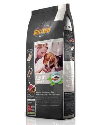 Belcando Lamb and Rice гипоаллергенный корм для собак на основе ягненка