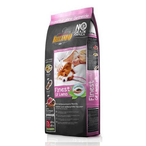 Belcando Finest Grain-Free гипоалергенный корм для мелких и средних пород собак