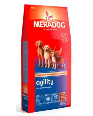 Meradog Odor Stop Agility корм для взрослых собак с повышенной активностью