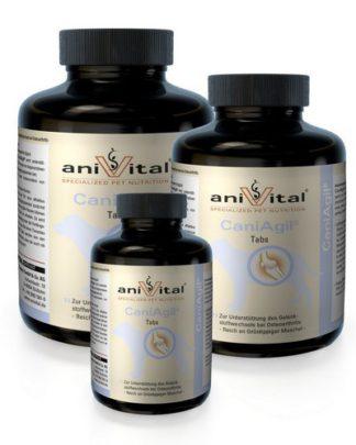 AniVital CaniAgil витамины для укрепления суставов, хрящей и мышц
