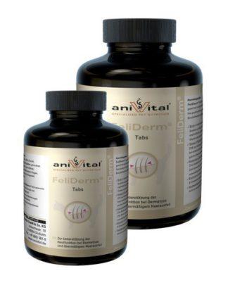 Anivital FeliDerm витамины для кожи и шерсти кошек