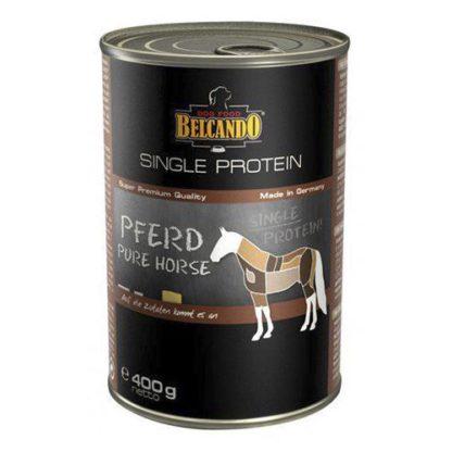 Belcando Single Protein с кониной