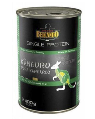 Belcando Single Protein с кенгурятиной