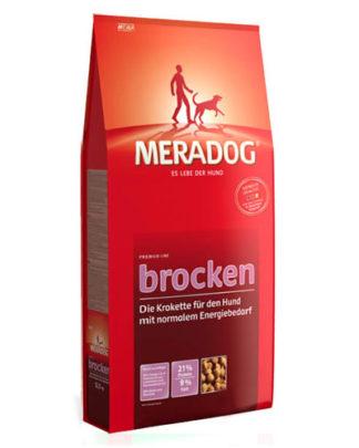 Meradog Premium Brocken корм для взрослых собак
