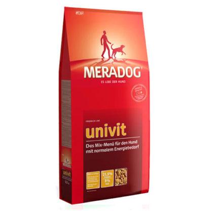 Meradog Premium Mix Menu Univit сухой корм для собак для заваривания в суп 4-12,5кг
