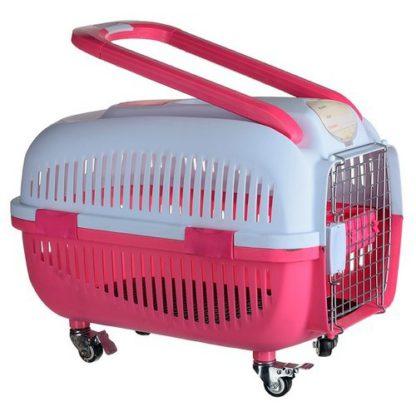 Переноска для животных на колесах Kredo