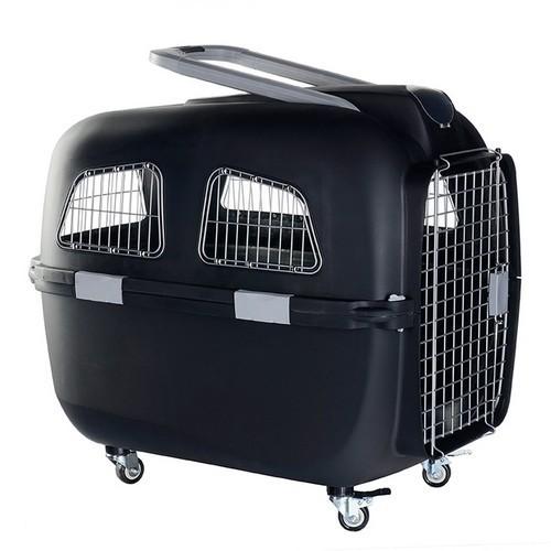 Переноска для животных на колесах Kredo 78х53х72