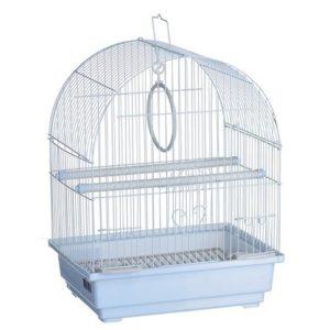 Клетка Kredo для птиц в подарочной упаковке