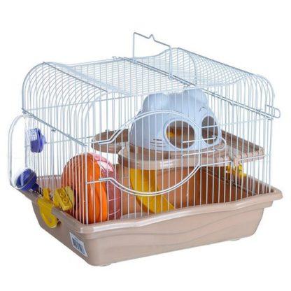 Клетка Kredo для грызунов в подарочной упаковке