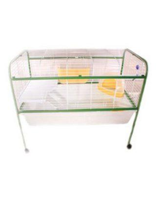 Клетка Kredo для грызунов в подарочной упаковке 94х63х160