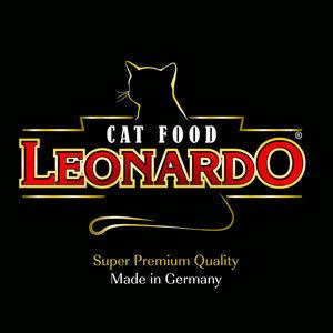 Leonardo сухой корм для кошек