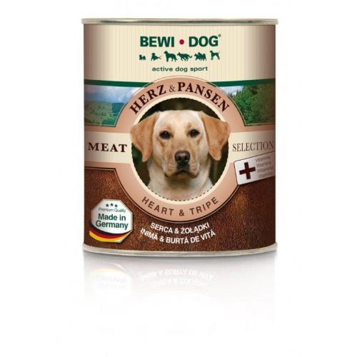 Bewi Dog консервы для собак сердце рубец