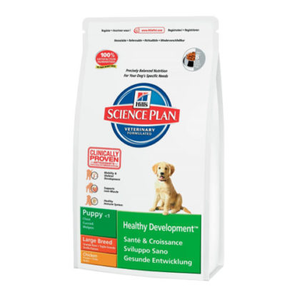Hill's Science Plan Puppy Healthy Development Large Breed