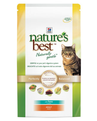 Hill's Nature's Best Feline Adult with Tuna