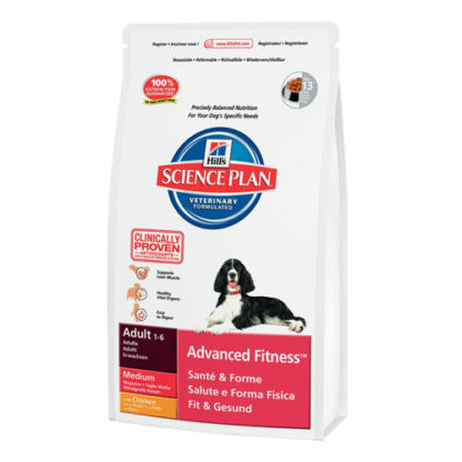 Hill's Science Plan Canine Adult Advanced Fitness Medium